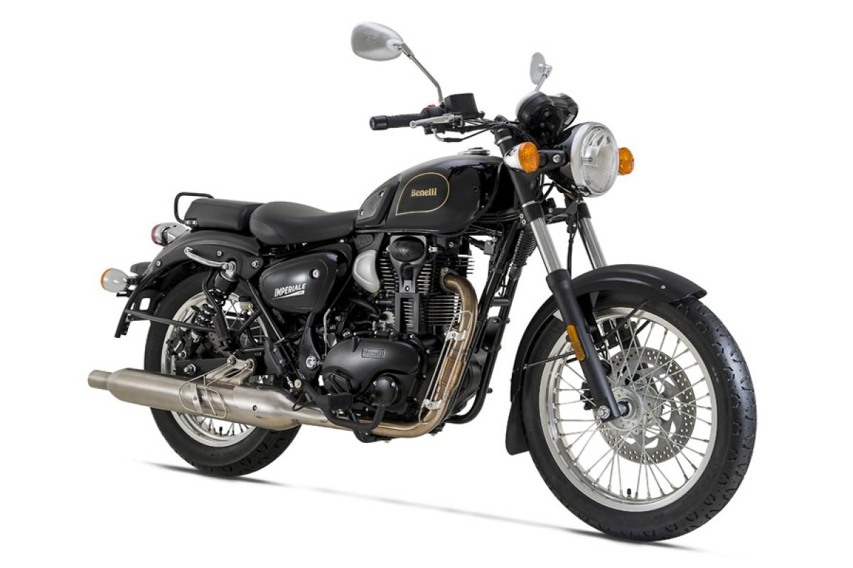 Black IMPERIALE 400