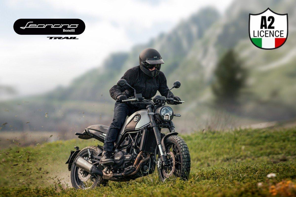 Best Offer Benelli Leoncino 500 Trail E4