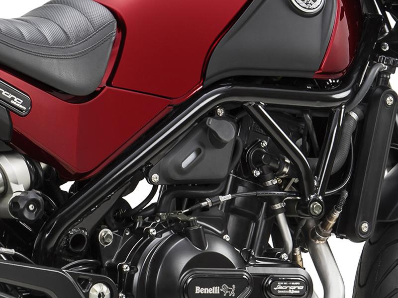 Benelli Leoncino 500cc 2020
