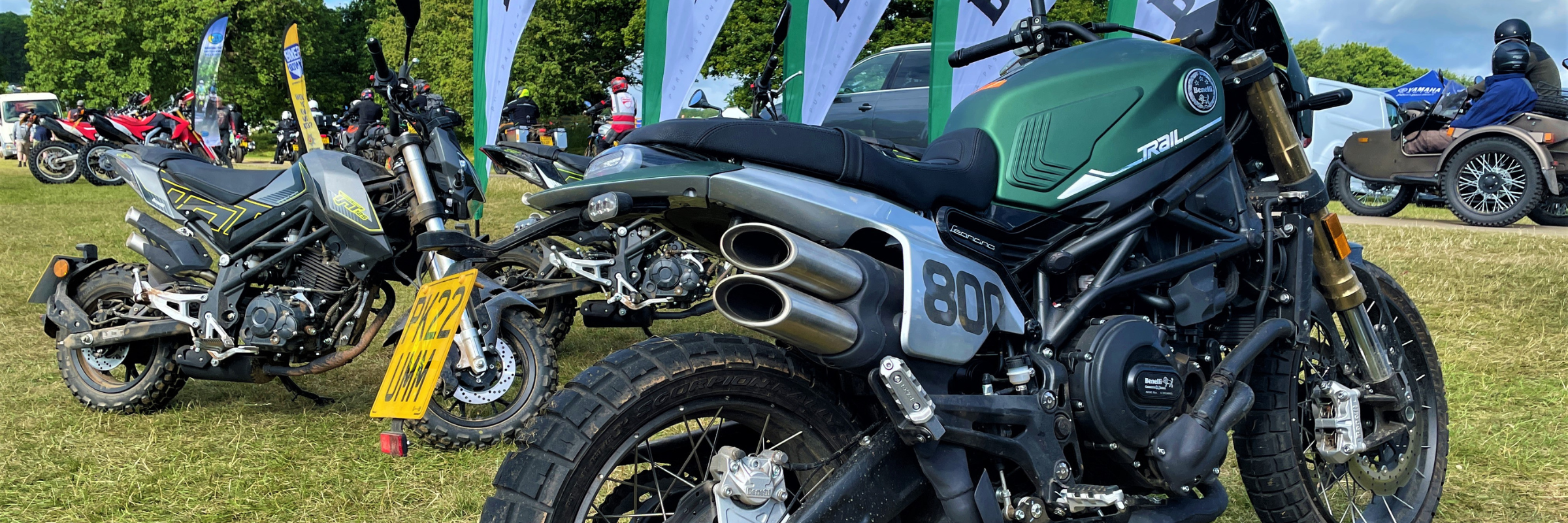 Benelli TNT - 125 reasons to Grin
