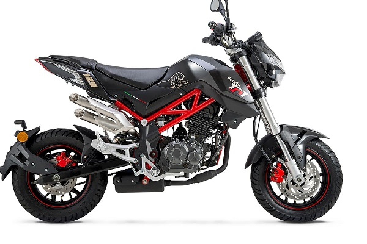 Benelli TNT 125 in Stock
