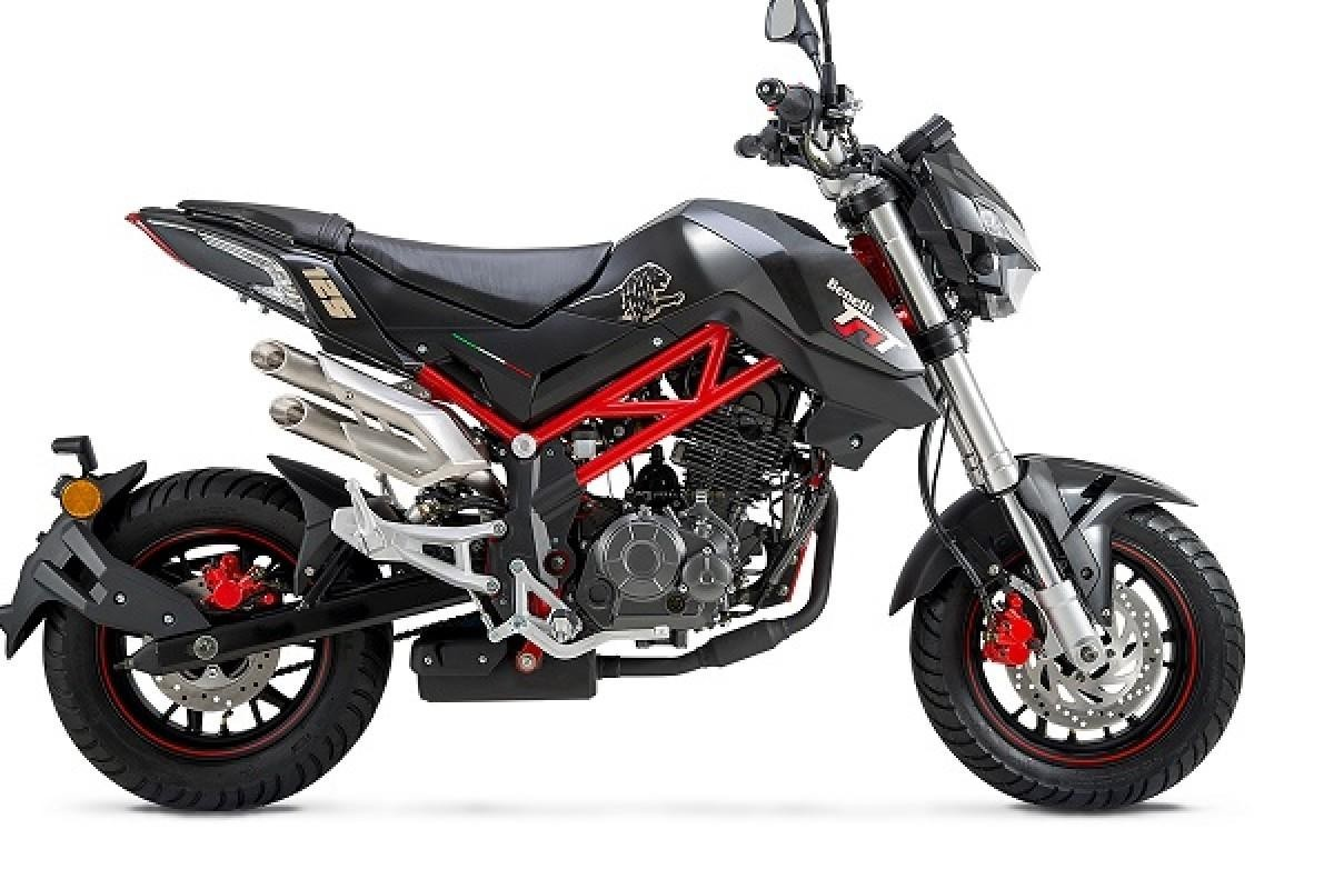 Benelli TNT 125cc in Stock