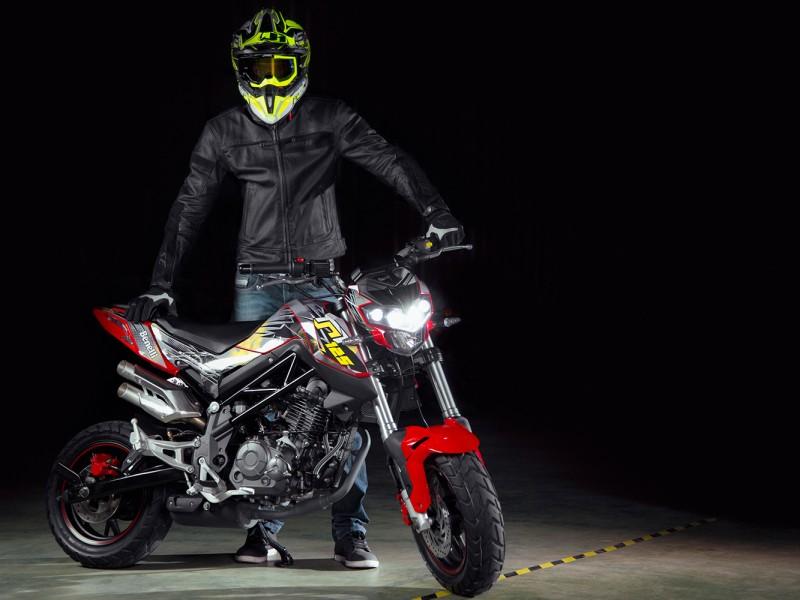 Benelli TNT 125cc 2019