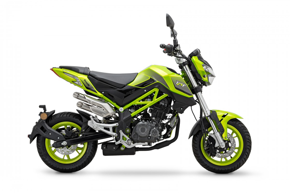 SuperFast Green TnT 125cc