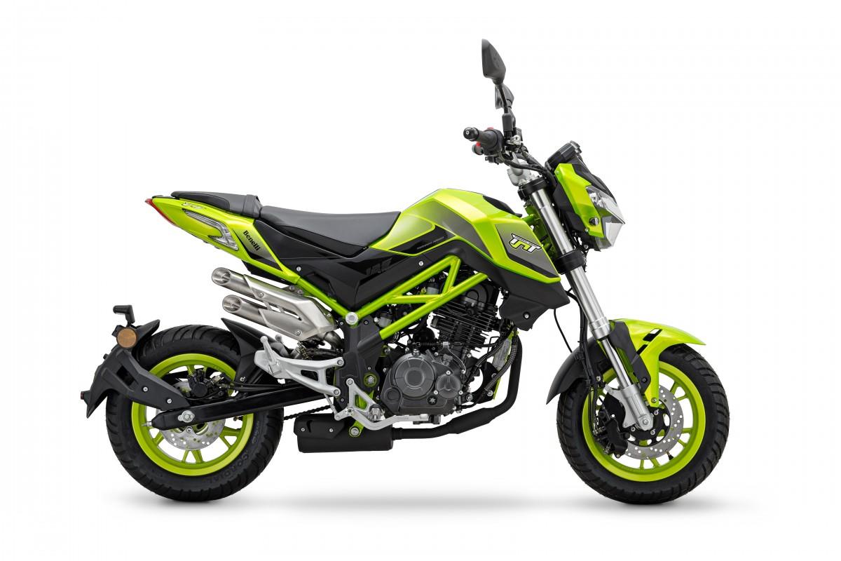 SuperFast Green TnT 125cc