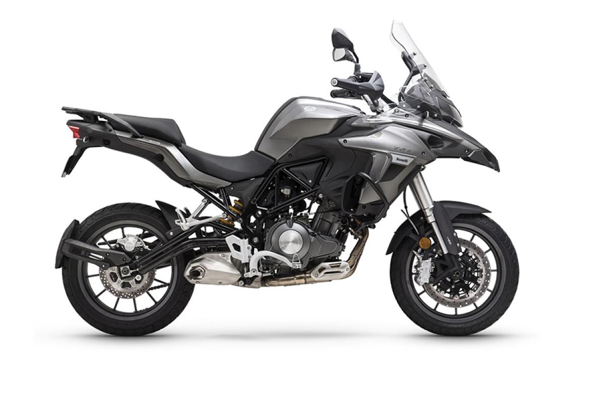 Silver TRK 502