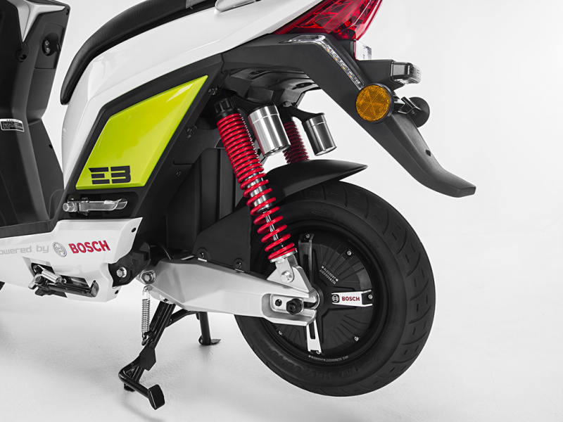 Electric MGB E3 1200w 2022