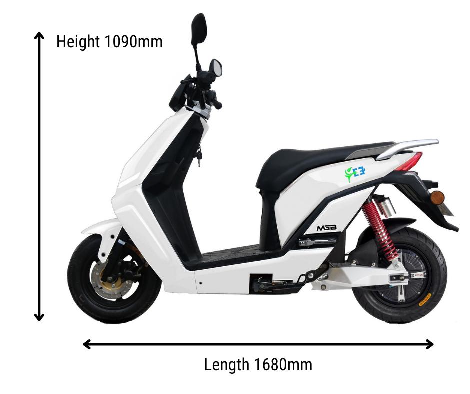 Dimensions MGB E3 1500w