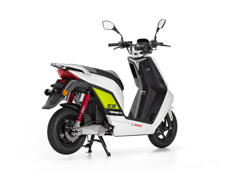 Electric MGB E3 1500w 2022