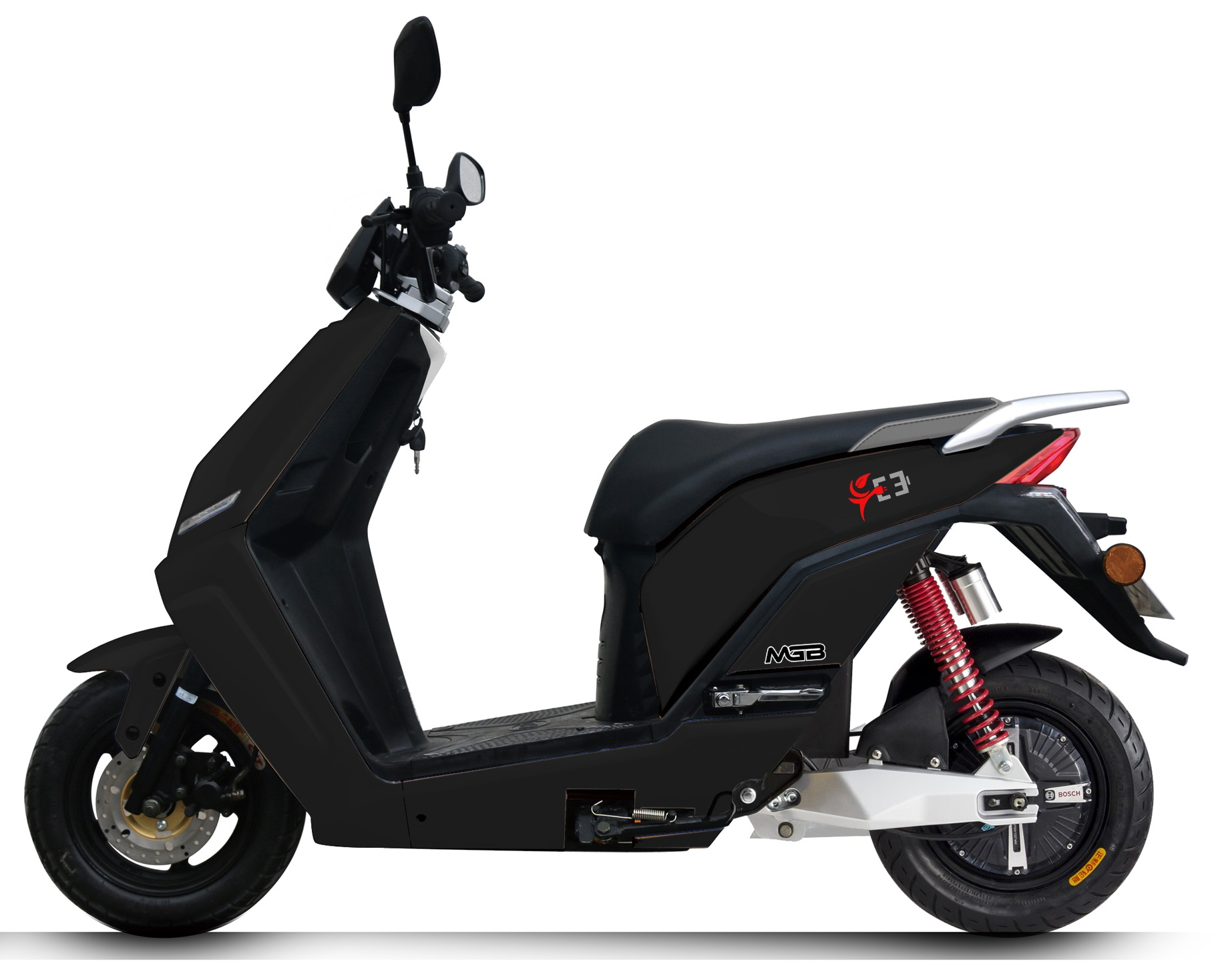 Black MGB E3 1500w