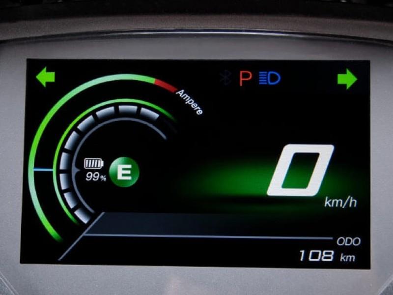 Electric MGB E4 3000W 2022