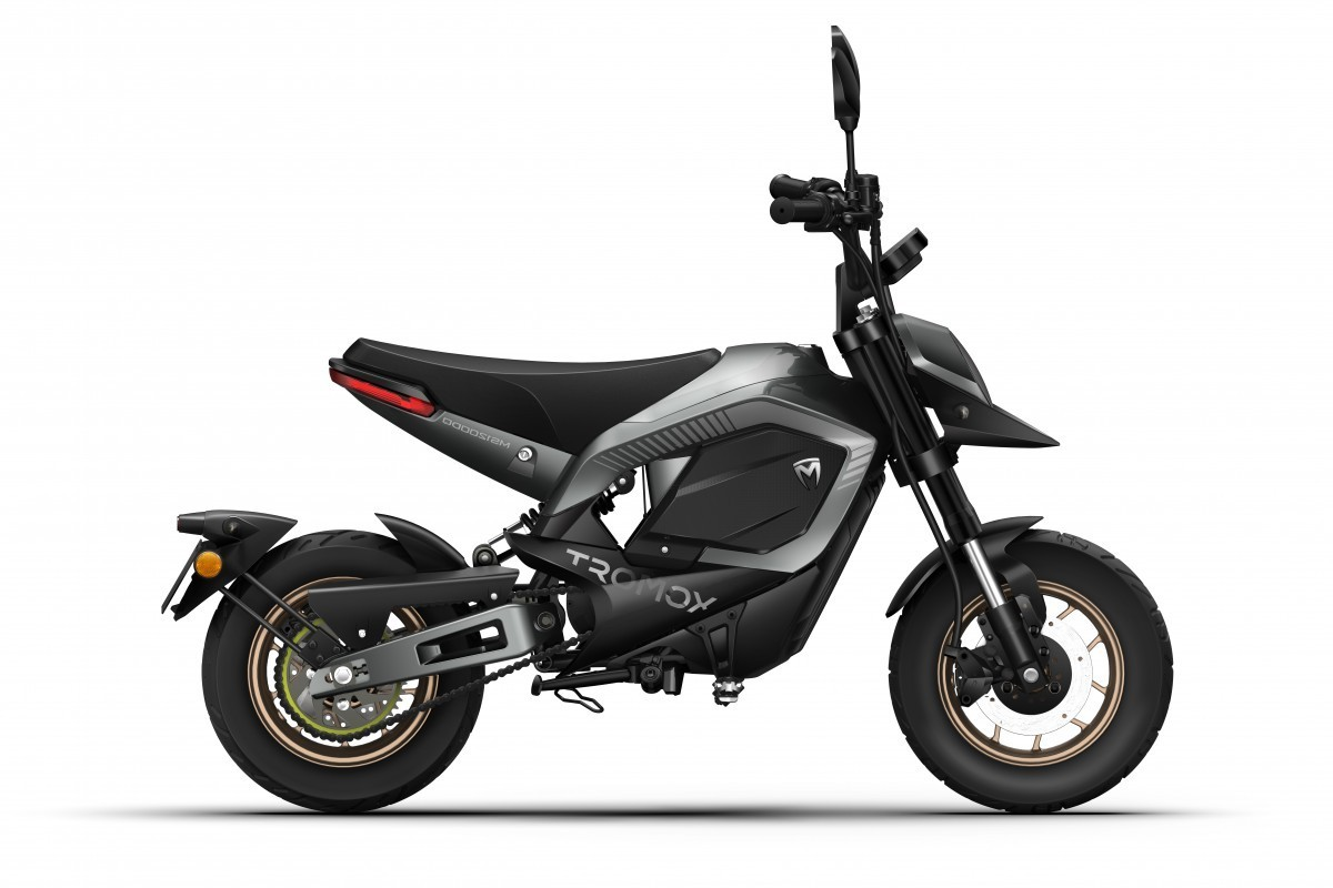 New Electric Tromox Mino