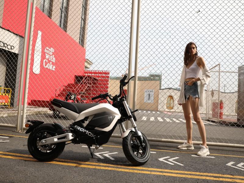 Electric Tromox Mino 2022