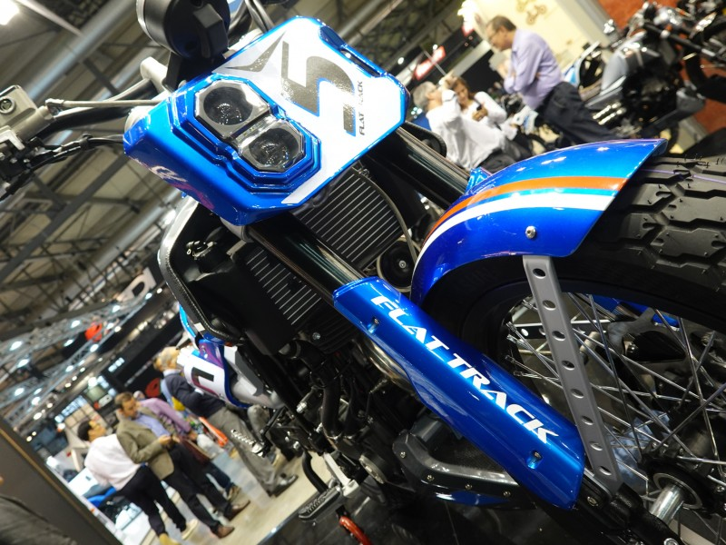 F.B Mondial Flat Track 125 2020