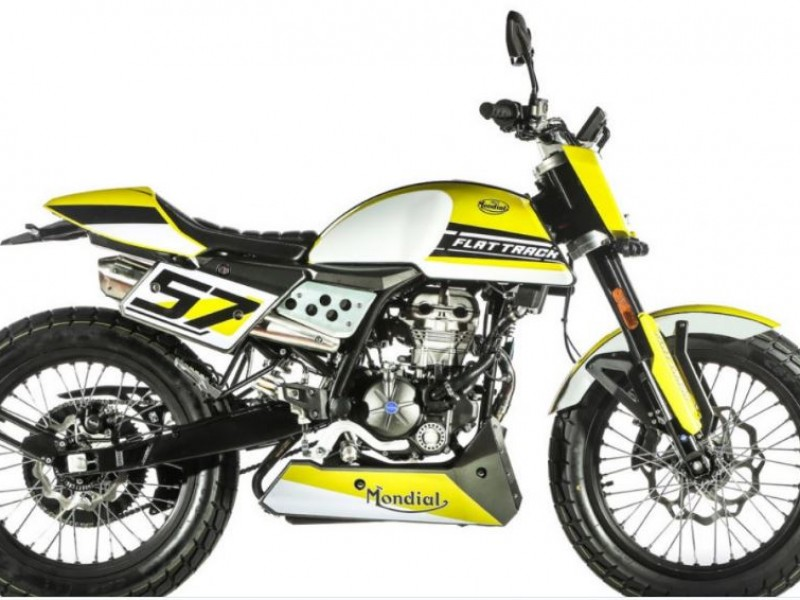 F.B Mondial Flat Track 125cc 2020