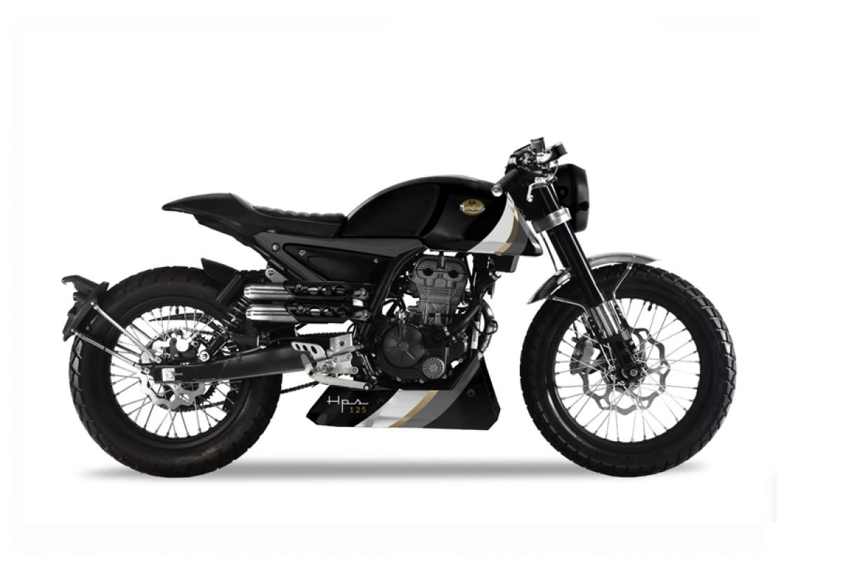 Black HPS 125 LTD