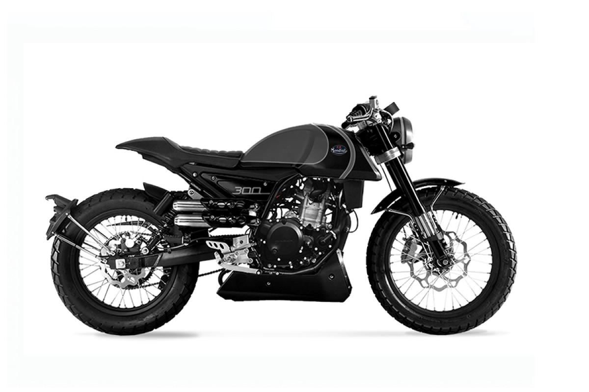 Black HPS 300