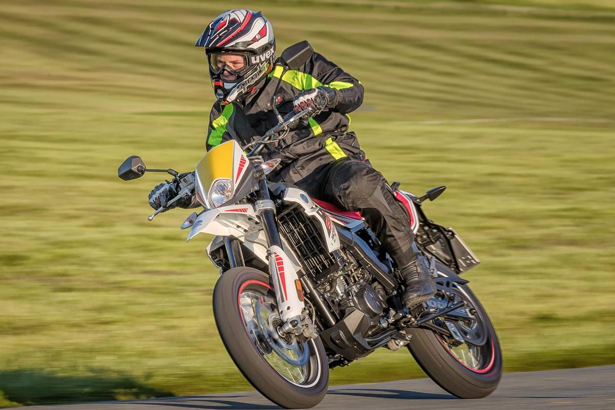 F.B Mondial SMX Motard 125cc