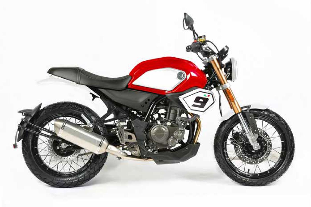 Hanway SC 125cc Furious 2021