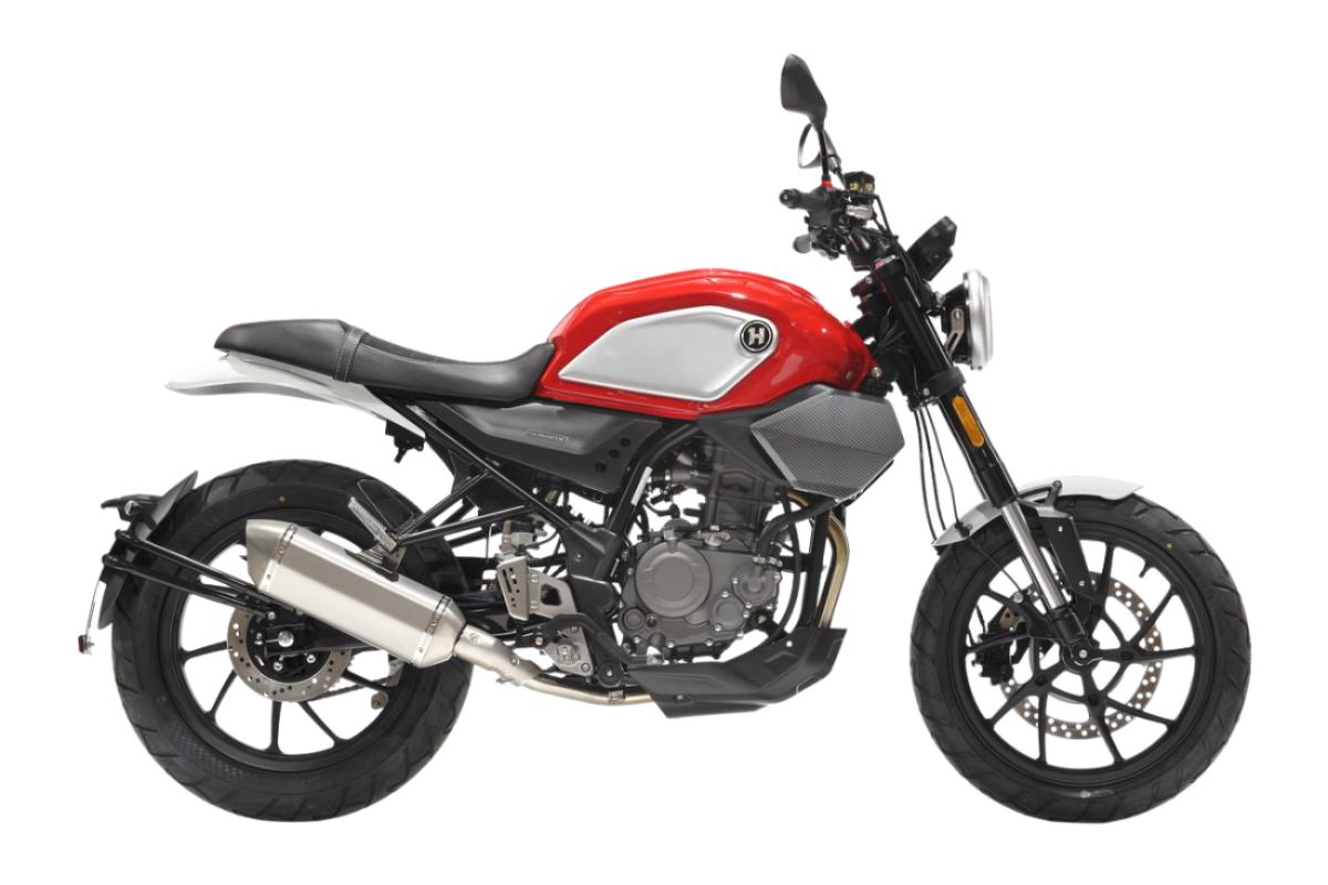 New Hanway SC 125cc Furious
