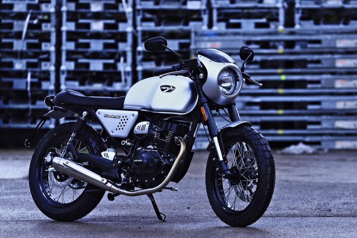 Hanway Muscle 125cc