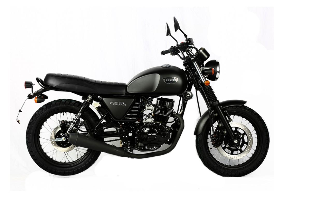 Black RAW 125