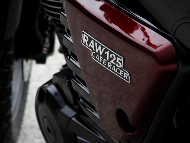 Hanway RAW 125 2020