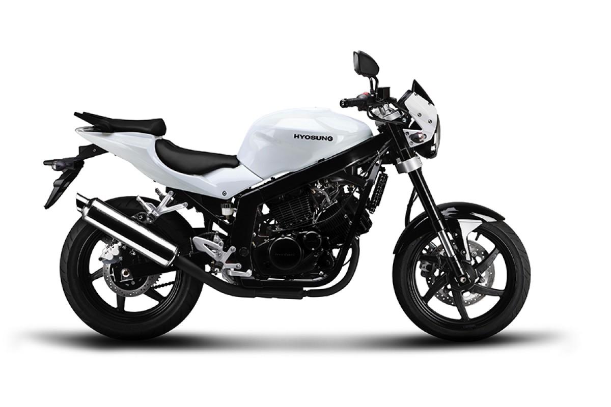 White GT125P