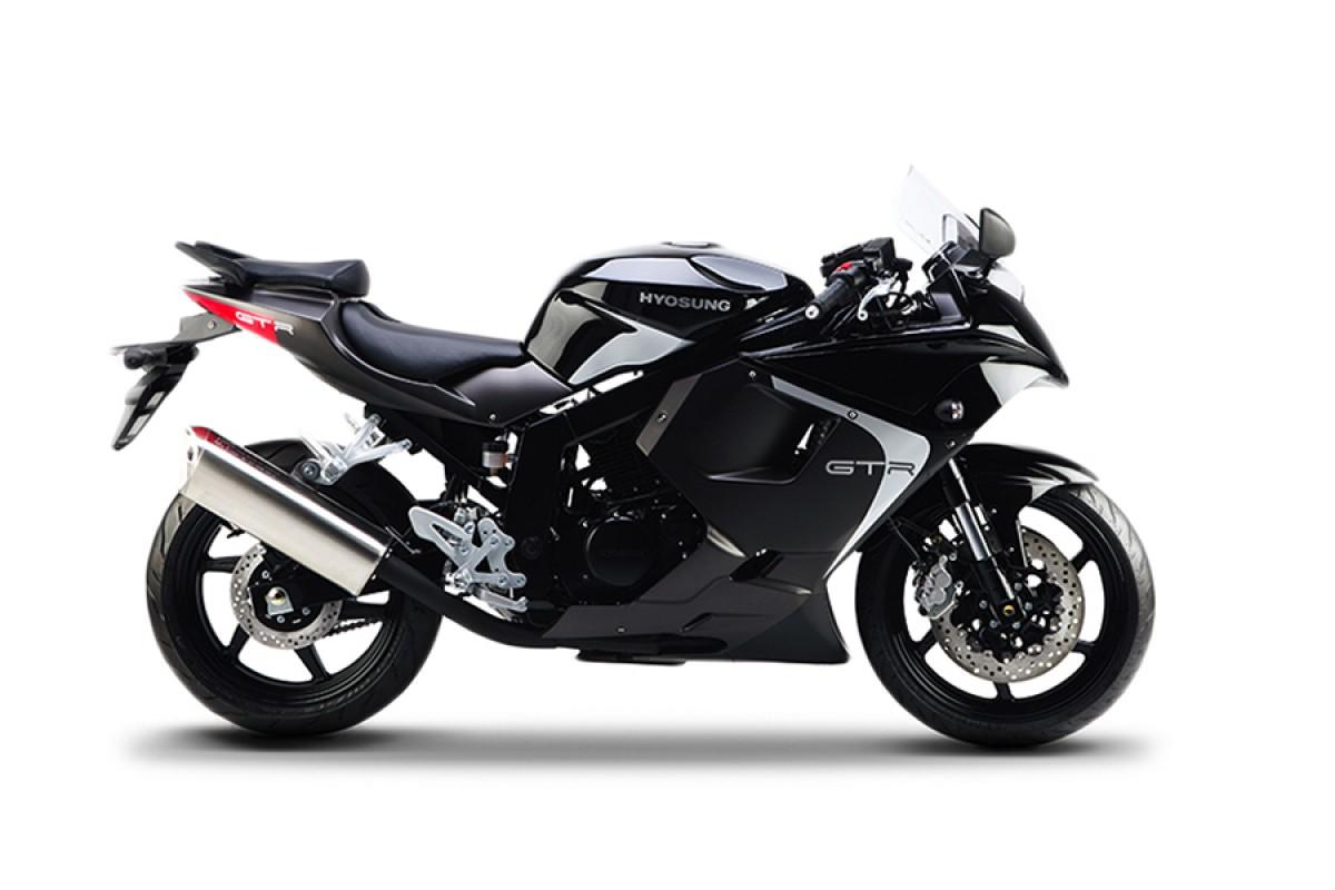 Black GT125R