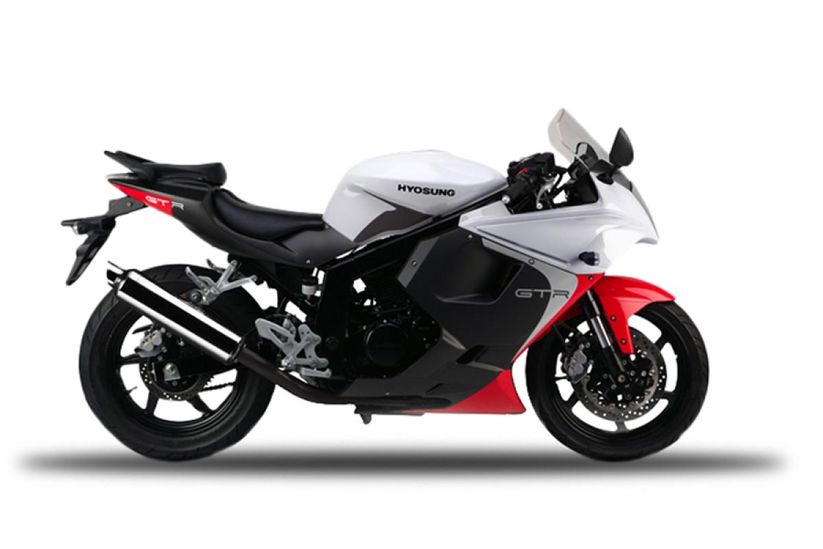 White GT125R