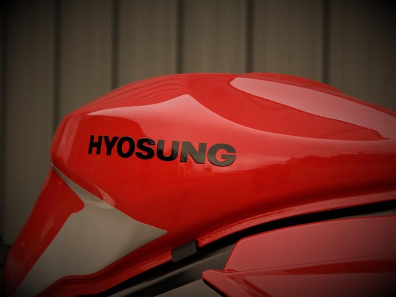 Hyosung GT125R 2019