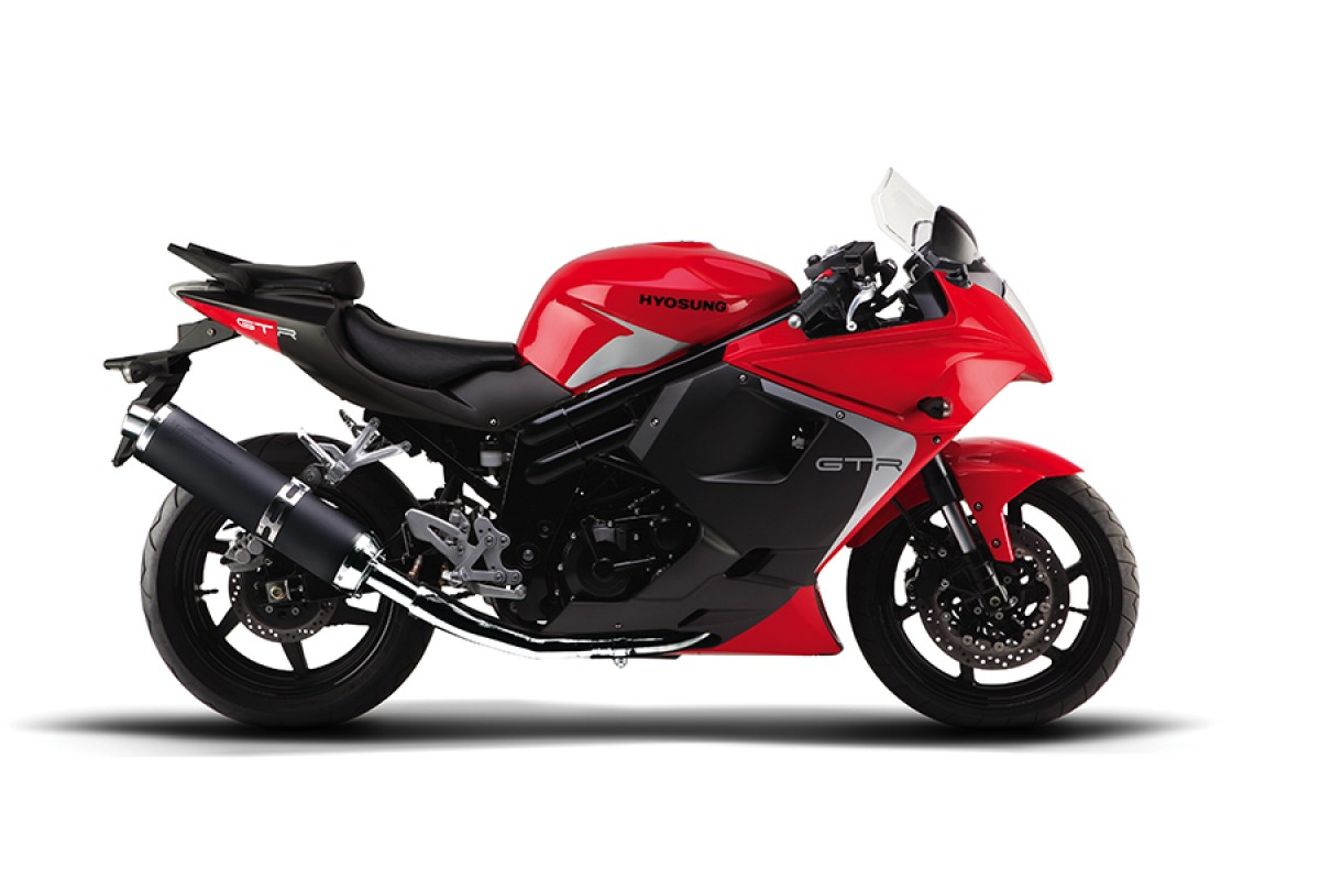 Red GT650RC