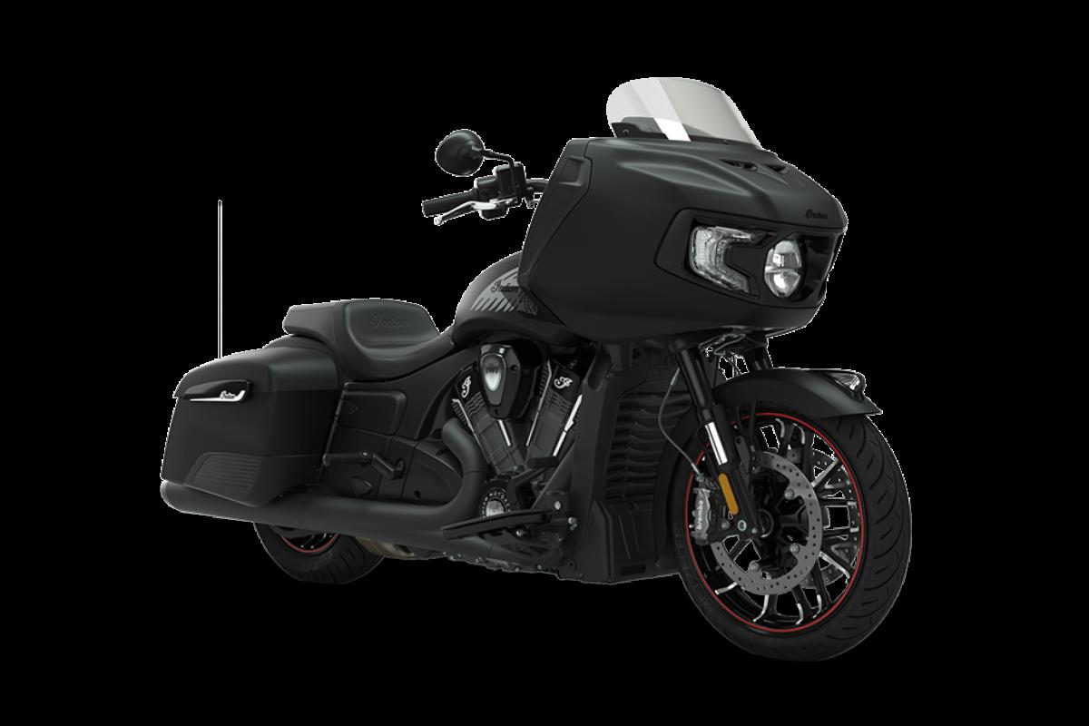 Thunder Black Smoke Challenger Dark Horse