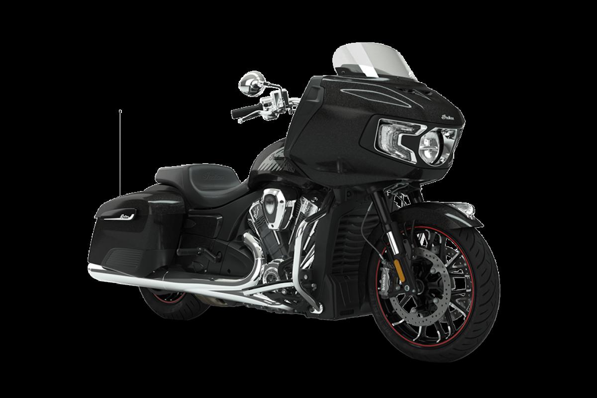 Thunder black Challenger Limited