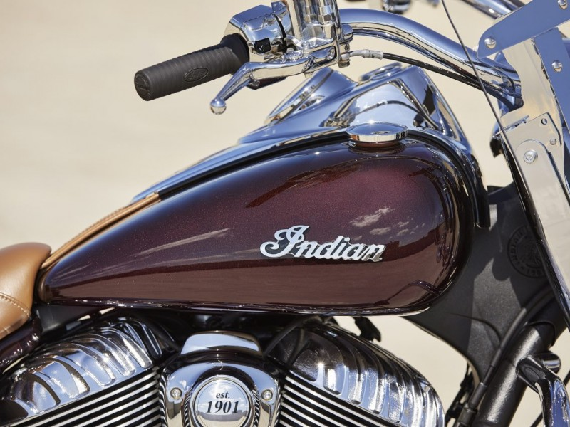 Indian Chief Vintage and Dark Horse 2021