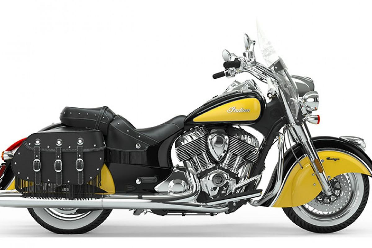 Indian Chief Vintage Icon