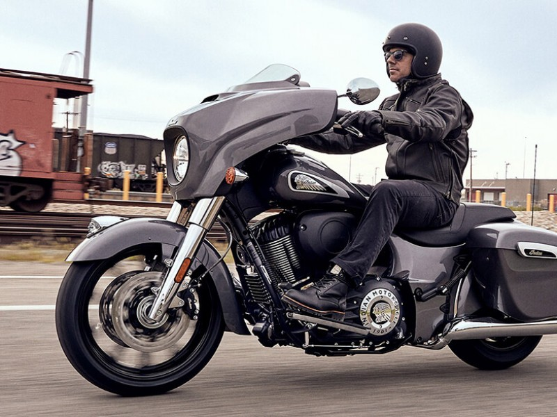 Indian Chieftain Standard 2019