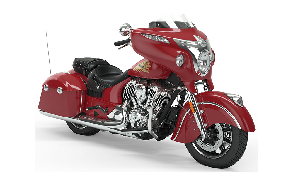Icon Patriot Red Chieftain Classic