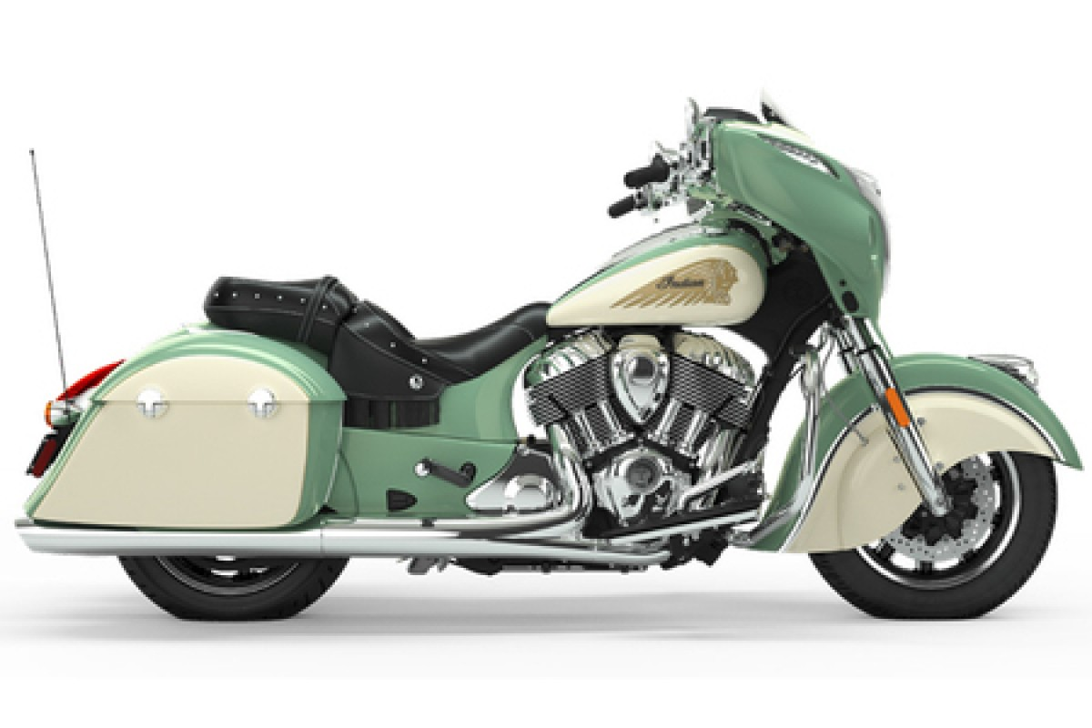 Indian Chieftain Classic Icon
