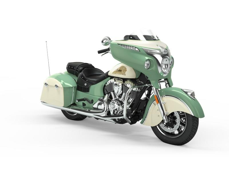 Willow Green/Ivory cream Chieftain Classic Icon