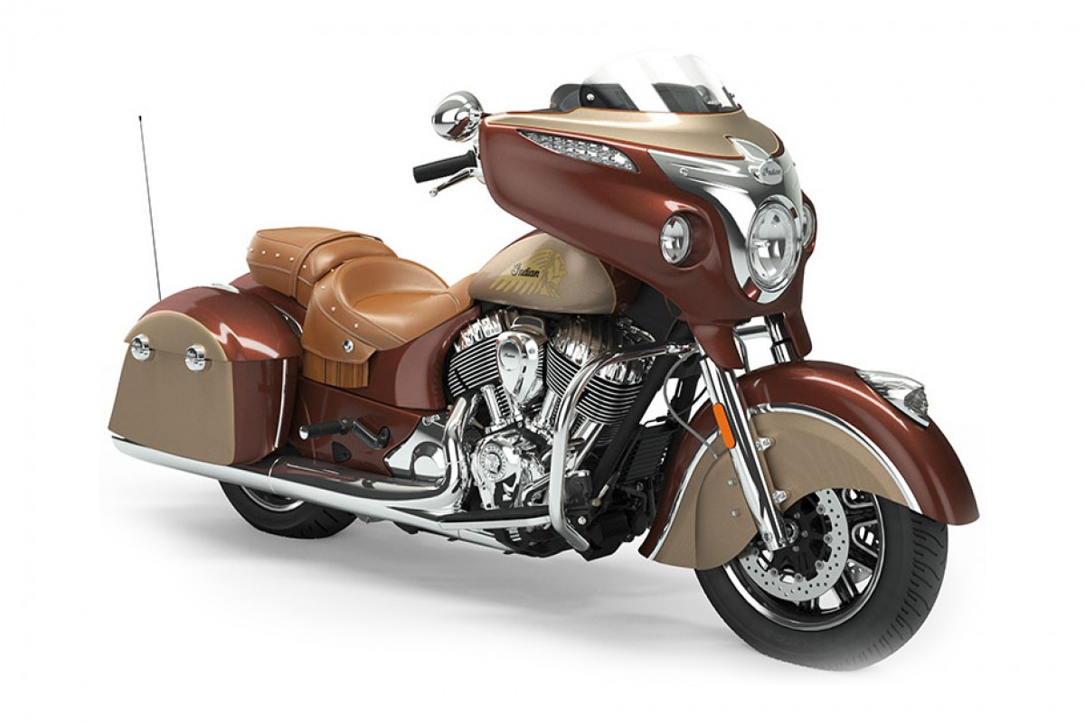 Icon Burnished Metallic Sandstone Chieftain Classic Icon