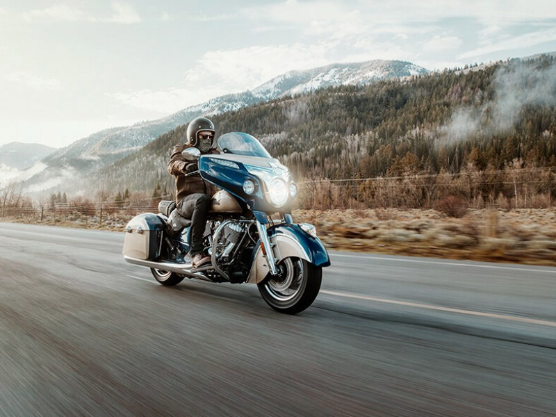 Indian Chieftain Classic Icon 2019