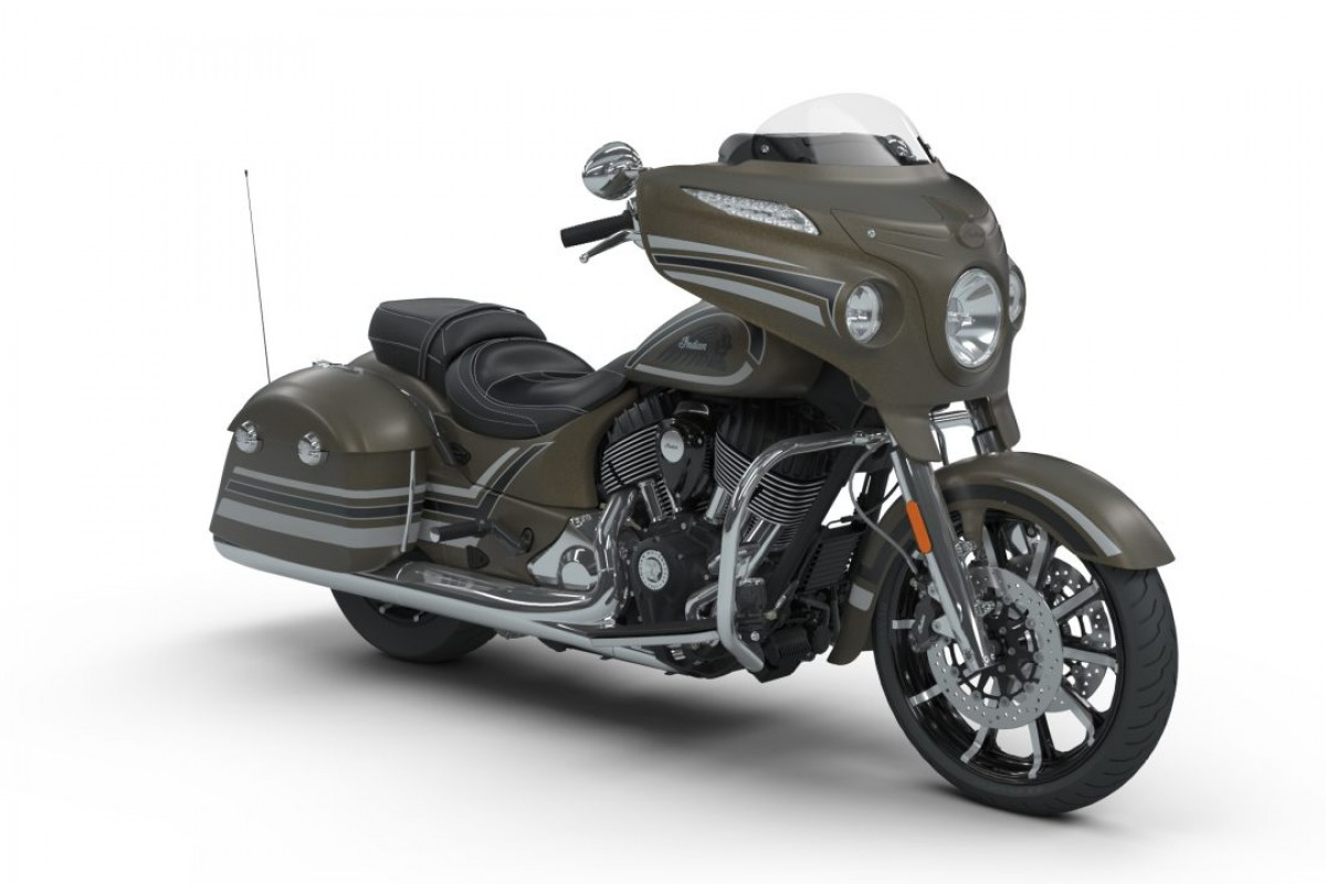 Pre Reg Indian Chieftain Limited