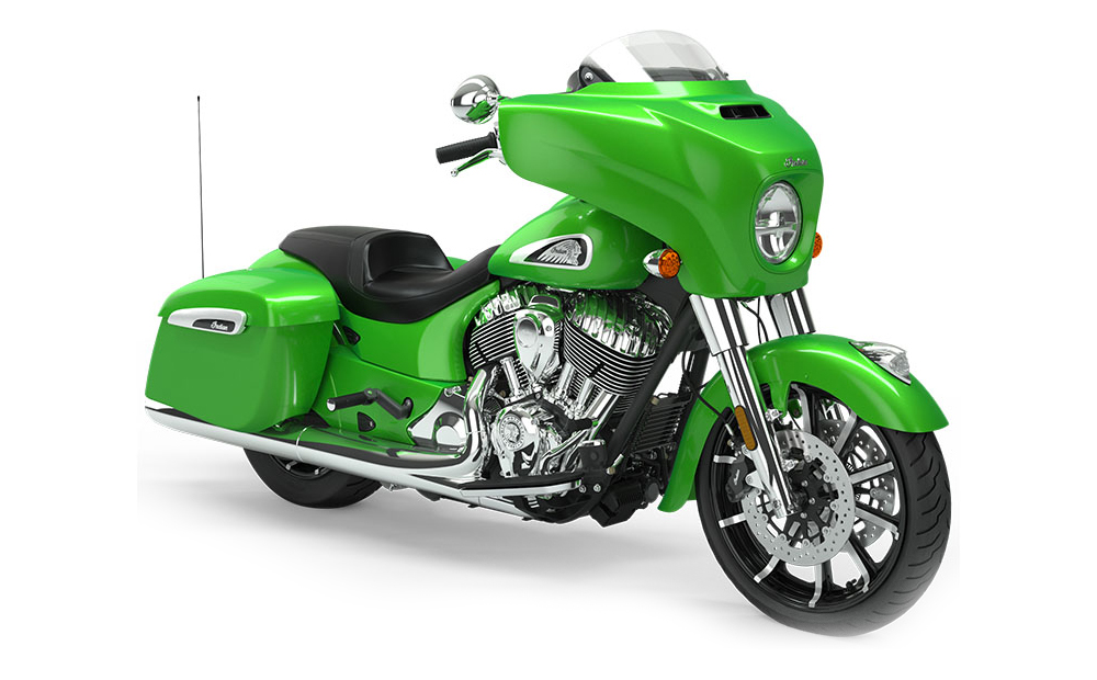 Icon Dragon Green Chieftain Limited