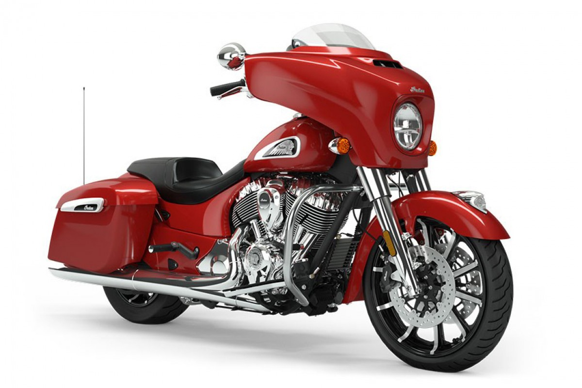 Ruby Metallic Chieftain Limited