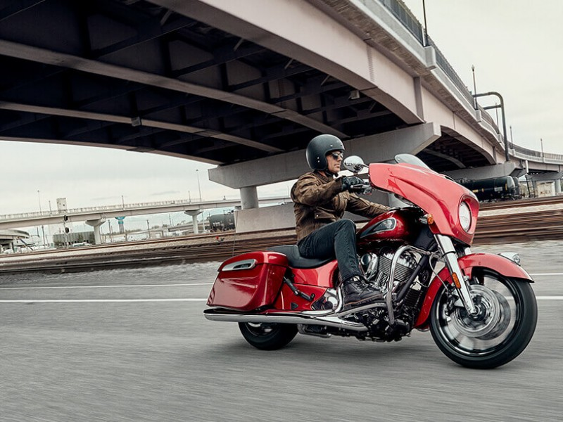 Indian Chieftain Limited 2019