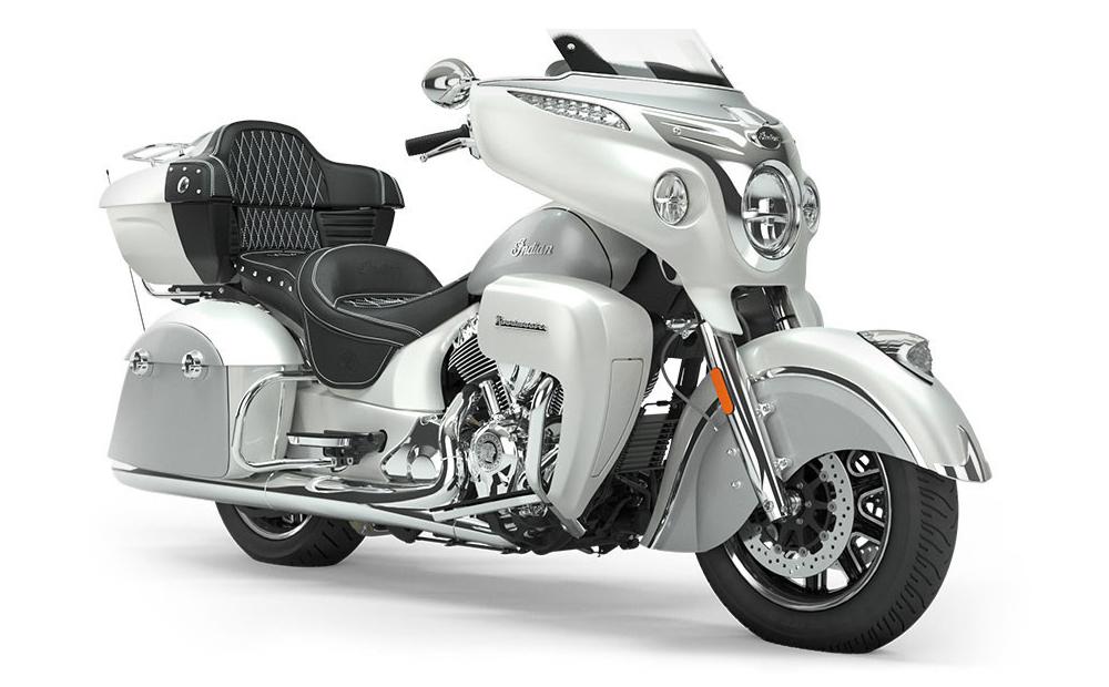 Pearl White/Star Silver Roadmaster