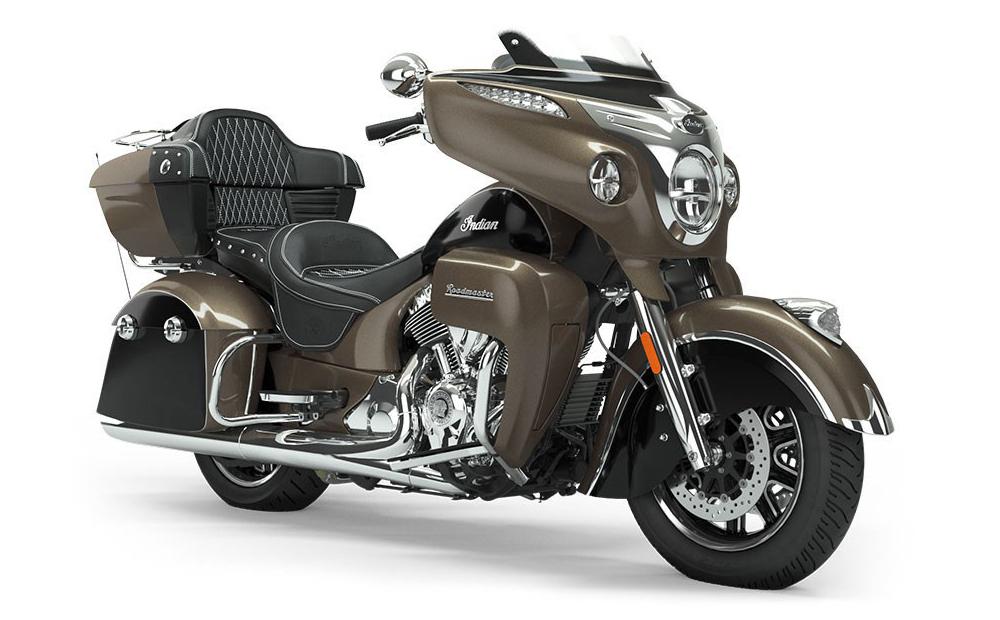 Polished Bronze/Thunder Black Roadmaster