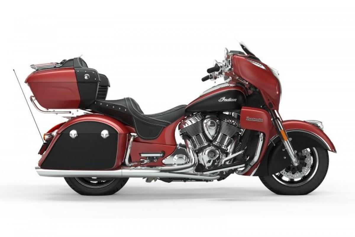Indian Roadmaster Icon