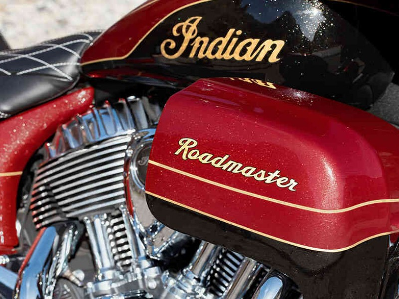 Indian Roadmaster Elite 2019